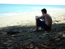 Osa Peninsula beach Costa Rica Beach