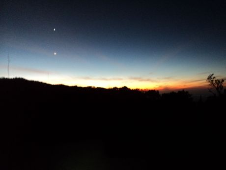 sunrise volcan baru
