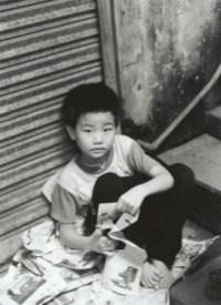 enfant abandonné