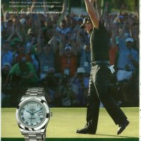 Rolex crowns Mickelson's glory