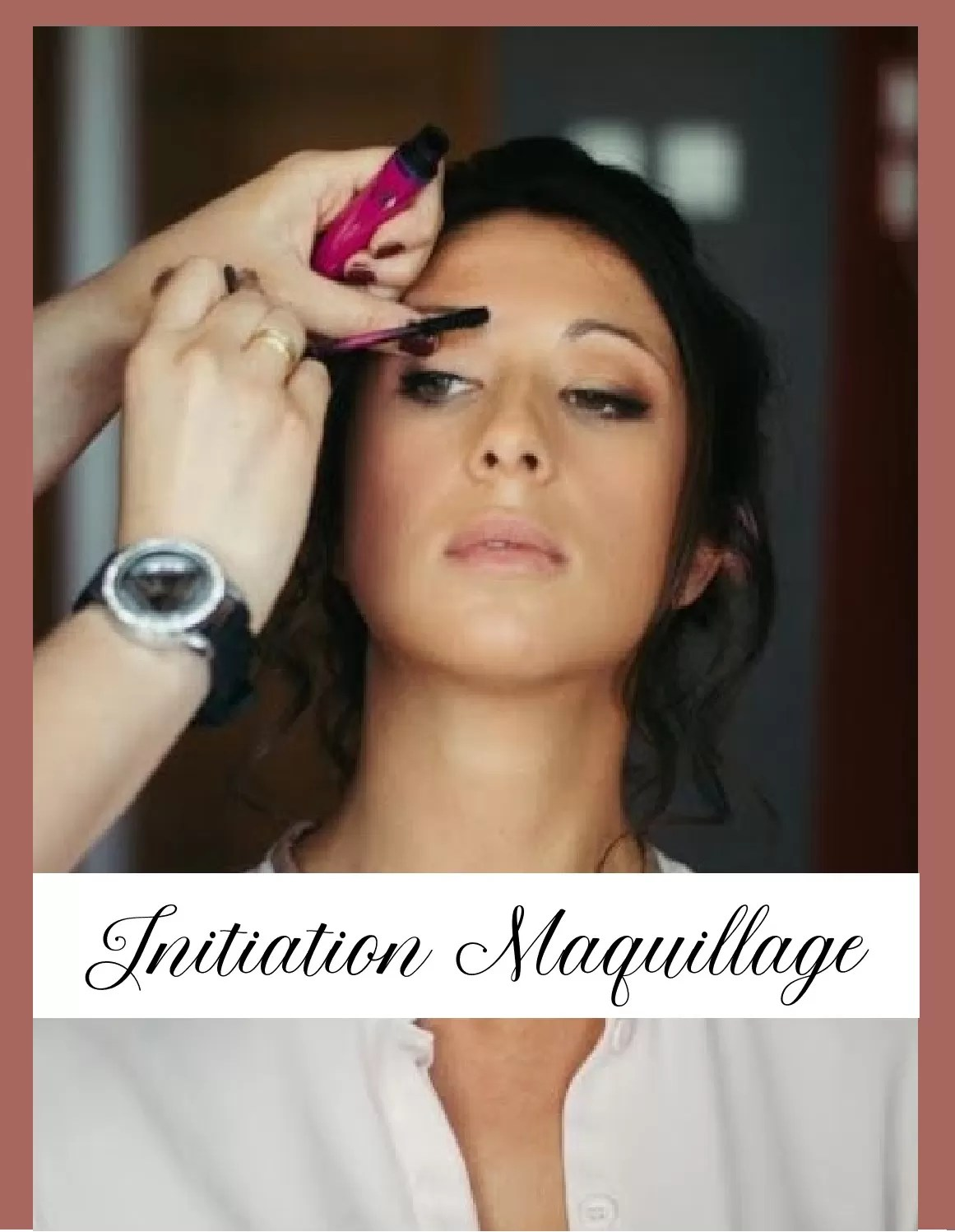 formation initiation maquillage