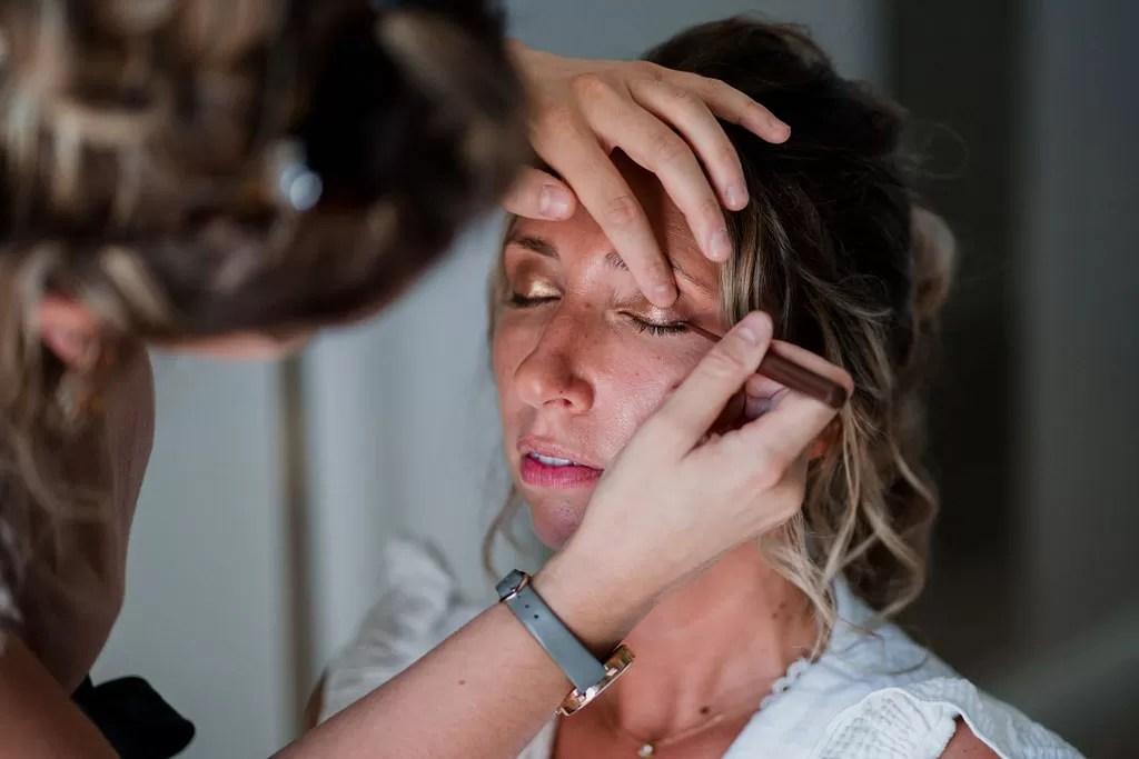 maquillage naturel mariée maquilleuse professionnelle à cherbourg en normandie