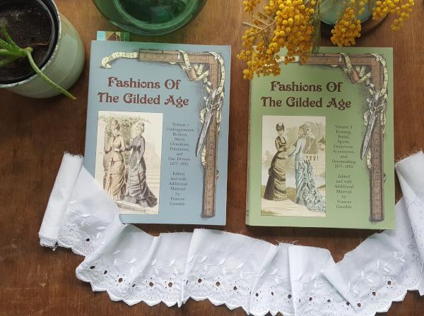 livres Fashions of the Gilded Age de Frances Grimble