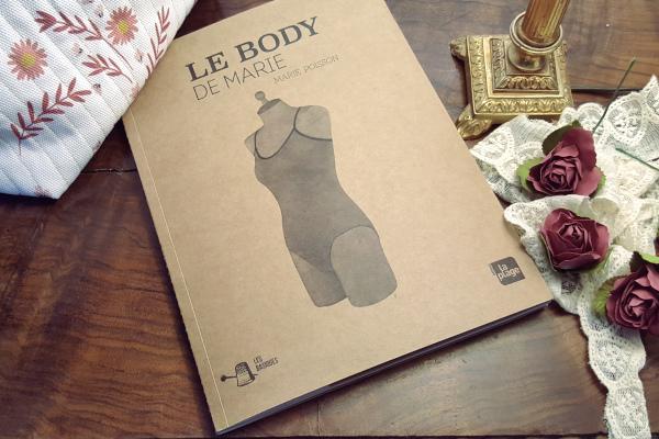 couverture du livre Le body de Marie