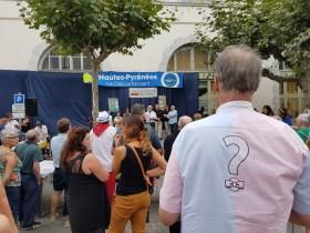 Hervé Dubuisson invité des rencontres de Maubourguet 2016