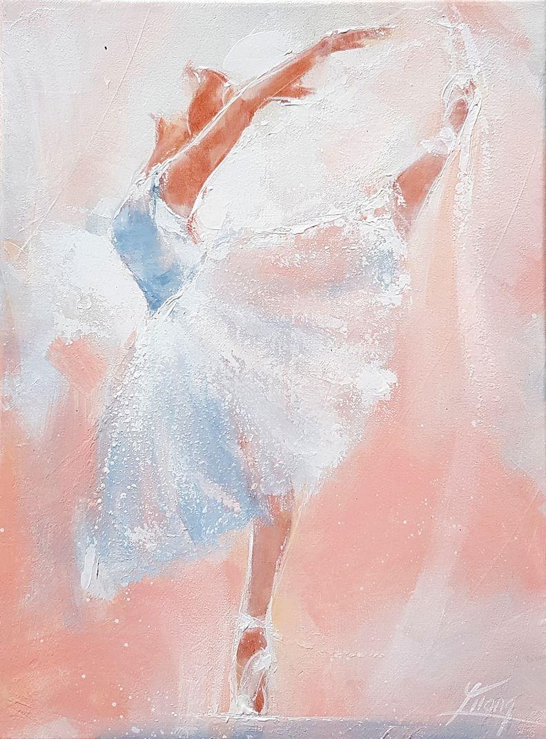 art peinture tableau danse ballet