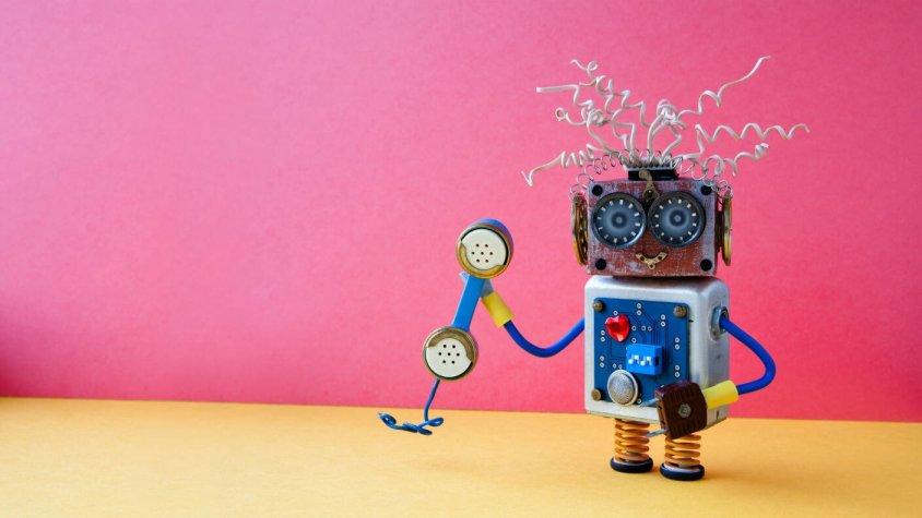 Google's Duplex Raises the Question: Should Robots Sound Robotic?