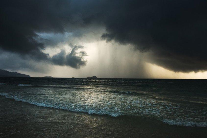 Dark clouds over healthcare…