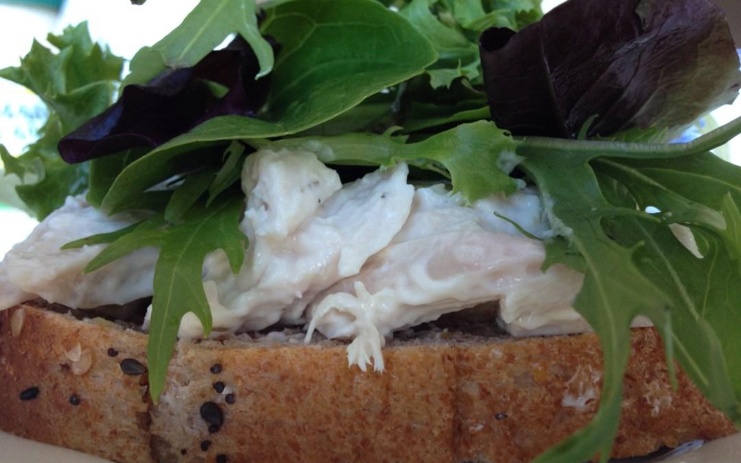 A Better Chicken Salad Recipe