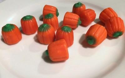 A Little Halloween Candy is OK