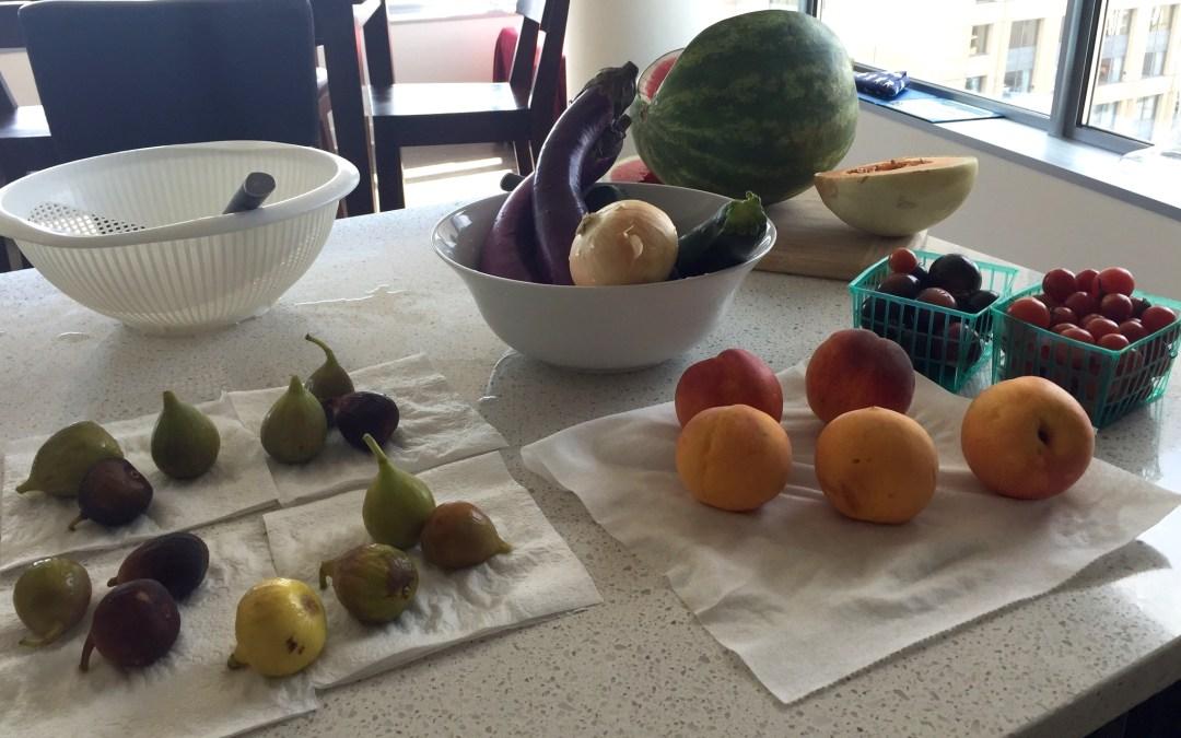 Farmers' Market Fruit - LuciFit