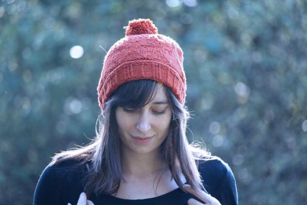 bonnet 3 - Collection Mailles Nature