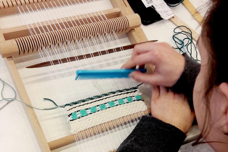 Atelier Tissage Needlebox - Aiguilles en Fête