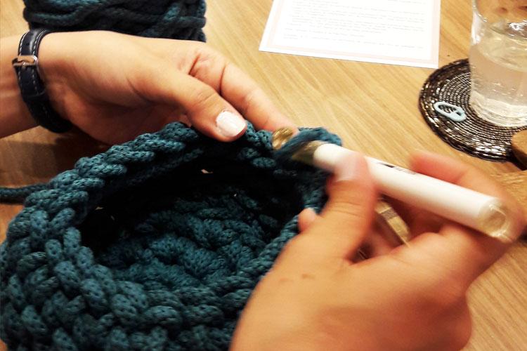 Atelier Crochet - Seize