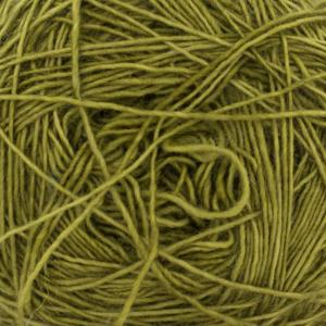 Merino single lace solid Cowgirlblues 11 olive - Le fil Cowgirlblues et mon pull Wild at Heart