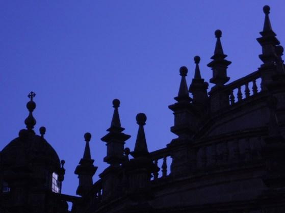 Cathedral: Santiago de Compostela