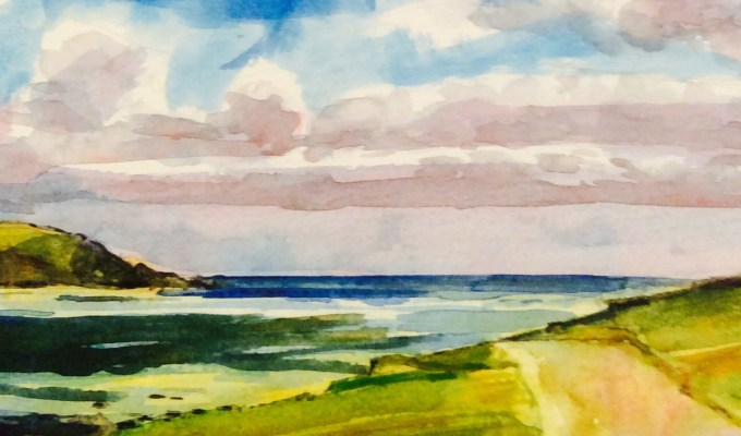 Fisherman's Cove, Daymer Bay