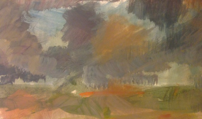 Clouds over Hatch II