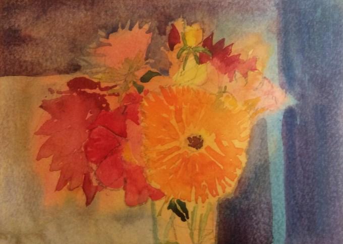 Autumnal Blooms II
