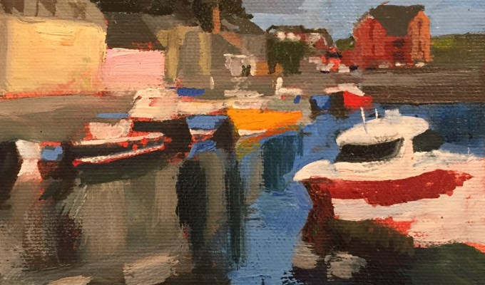 Padstow Boats