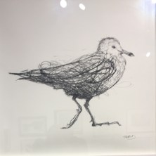 Sigrid Shone, Seagull VII Walking
