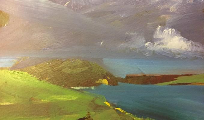 Brae Hill, Daymer Bay