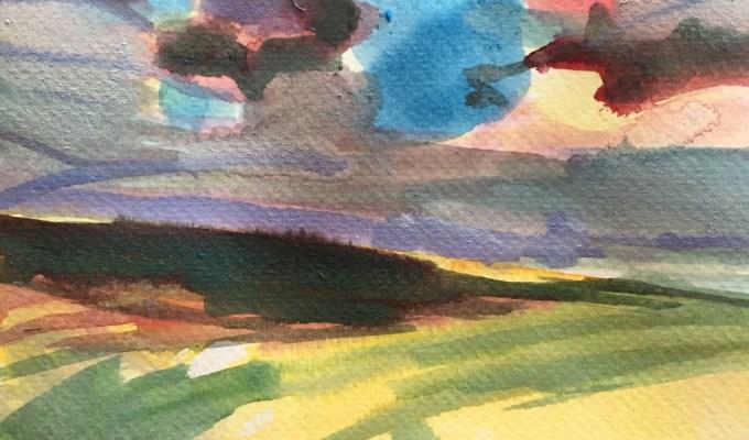 Cornish Cloud Progression III