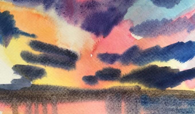 Sunset Daymer