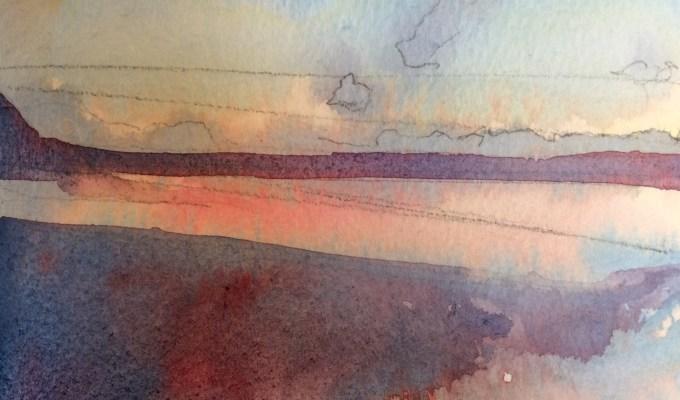 Daymer Bay evening II