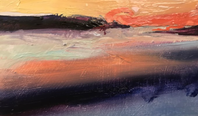 Sunset Daymer, detail