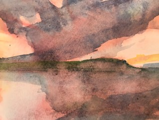 June Evening, Daymer Bay II