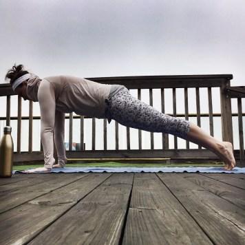 just #planking through life