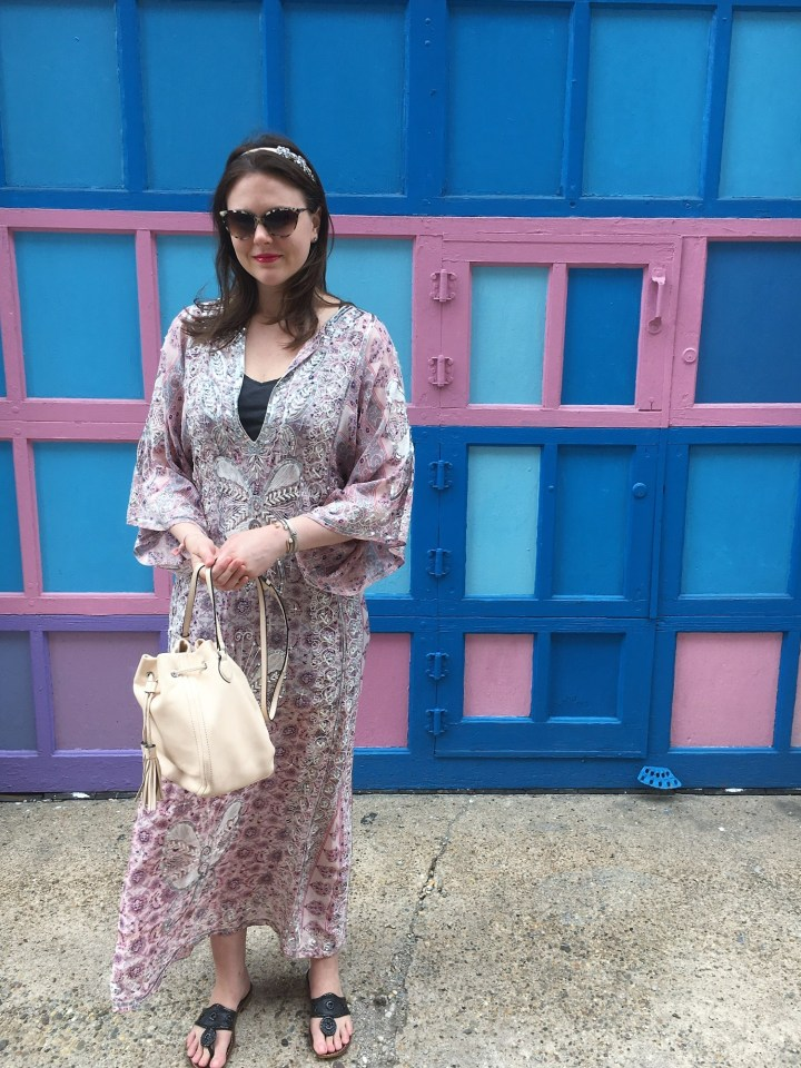 Chicest Caftan Ever
