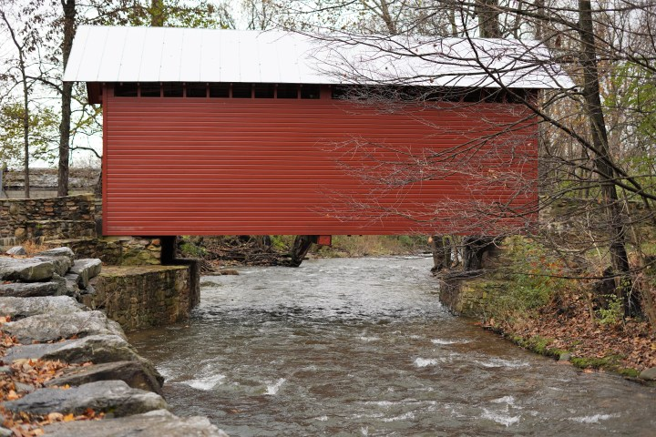 Historic Bridges of the MidAtlantic: Roddy Road Covered Bridge