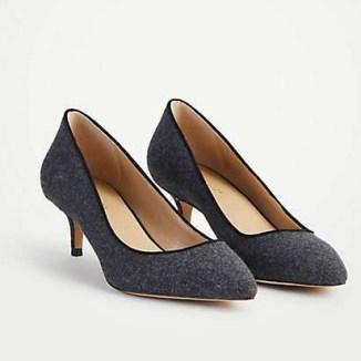 flannel heel