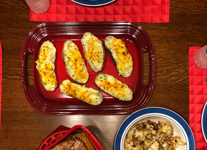 Twice Baked Potato // @2souschefs