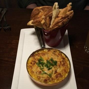 Corn and Crab Dip
