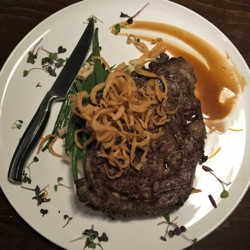 Harry's Grilled Steak of the Moment