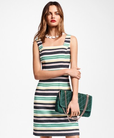 stripedress