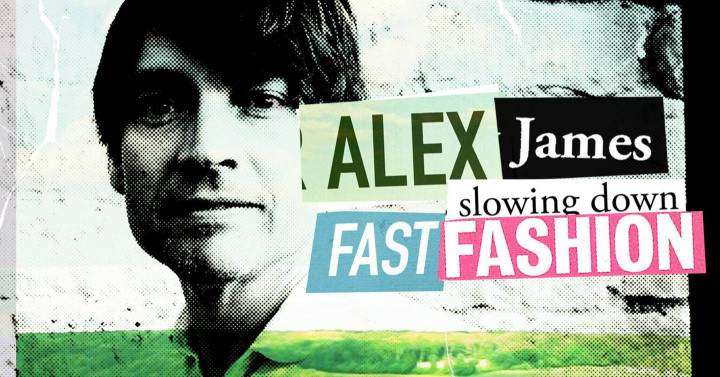Sartorial Sustainability Sunday: Alex James: Slowing Down Fast Fashion
