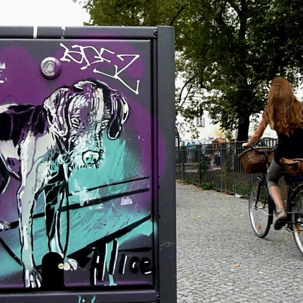 Photos of (East) Berlin Street Art / Urban Art