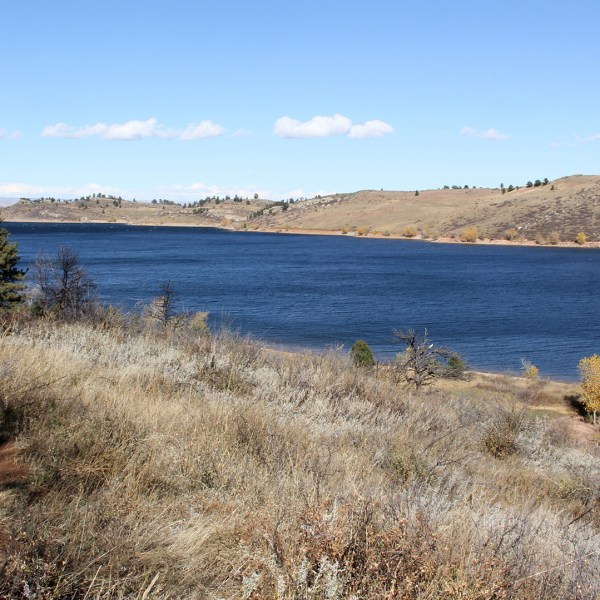 Shoreline Trail - Lory State Park, Colorado (Photos)