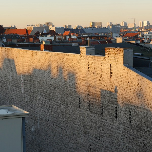 Berlin Rooftop Photos