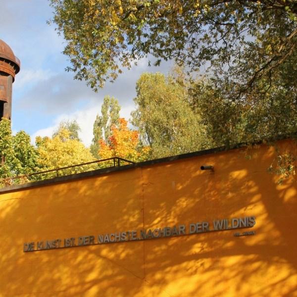 Natur-Park Schöneberger Südgelände, Berlin (Germany)
