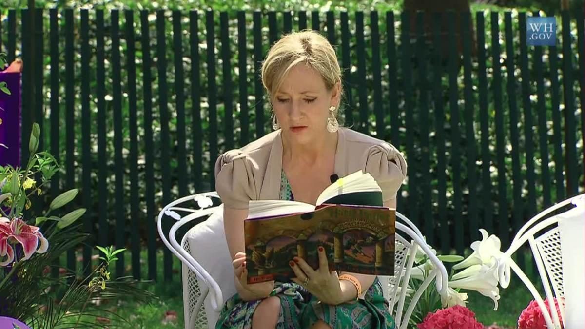 Life Summary: J.K. Rowling, Multi-Millionaire Novelist