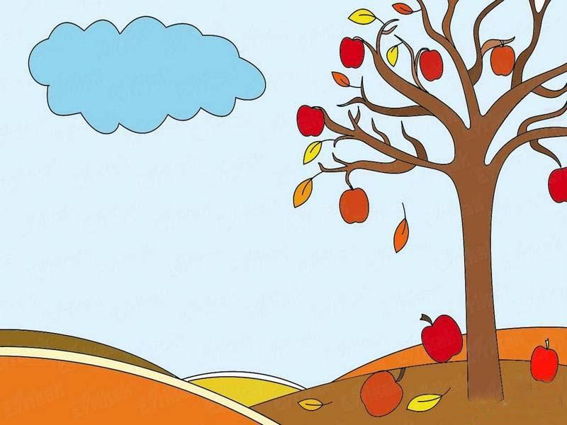 Осенние картинки нарисовать поэтапно