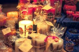 生花・ボタニカルの手作りキャンドルの作り方&材料【おすすめ自作プレゼント】