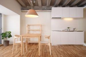 おしゃれなキッチン棚を手作りDIY!台所の収納をすっきりインテリア