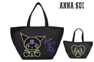 アナスイ トートバッグ バッグ レディース ブランド ANNA SUI アナスイ × サンリオ