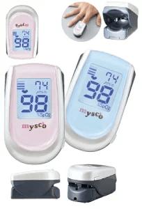 【松吉医科器械】マイスコ パルスオキシメーターDX MY-2000